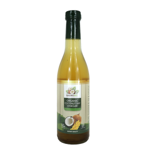Quezon's Best Organic Coconut Sap Vinegar 375ml