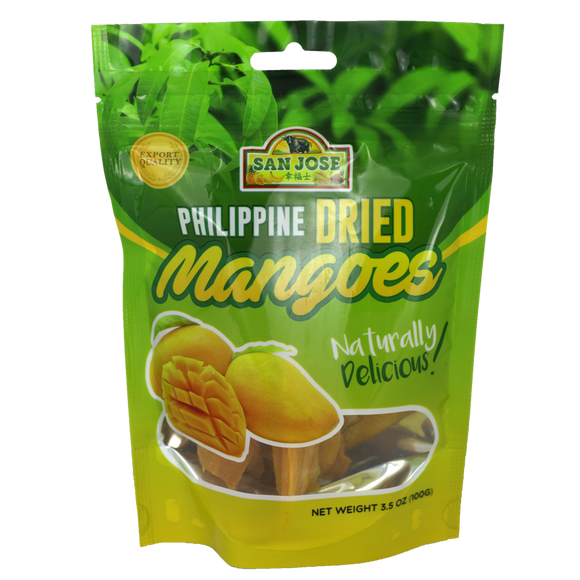 San Jose Dried Mango 100g