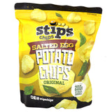 Stip's Chips Salted Egg Potato Chips Original 200g - Foodsource PH