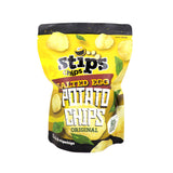 Stip's Chips Salted Egg Potato Chips Original 60g - Foodsource PH