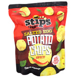 Stip's Chips Salted Egg Potato Chips Spicy 200g - Foodsource PH