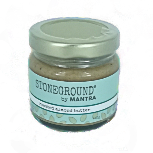 Stoneground by Mantra Roasted Almond butter 110g