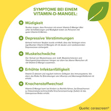 Laden Sie das Bild in den Galerie-Viewer, Bio-Acai Pulver + Vitamin D Test - MyGreenz UG