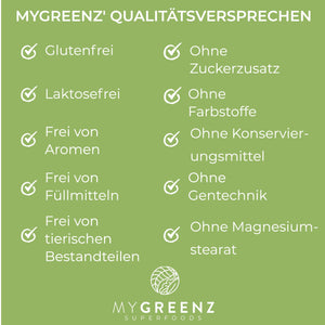 Bio Daily Power Set - MYGREENZ