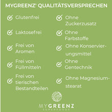 Laden Sie das Bild in den Galerie-Viewer, Bio Gerstengras-Kakao - MYGREENZ