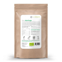 Laden Sie das Bild in den Galerie-Viewer, Bio-Moringa Pulver, 150g - MYGREENZ