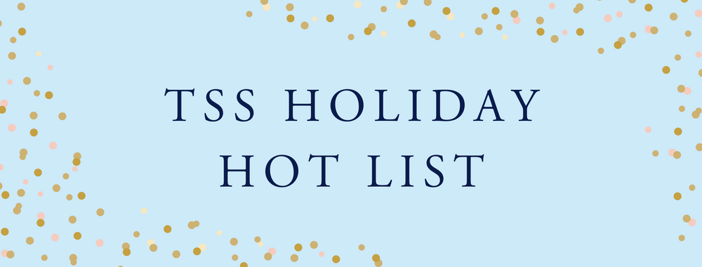 Megan Roup's Holiday Hot List