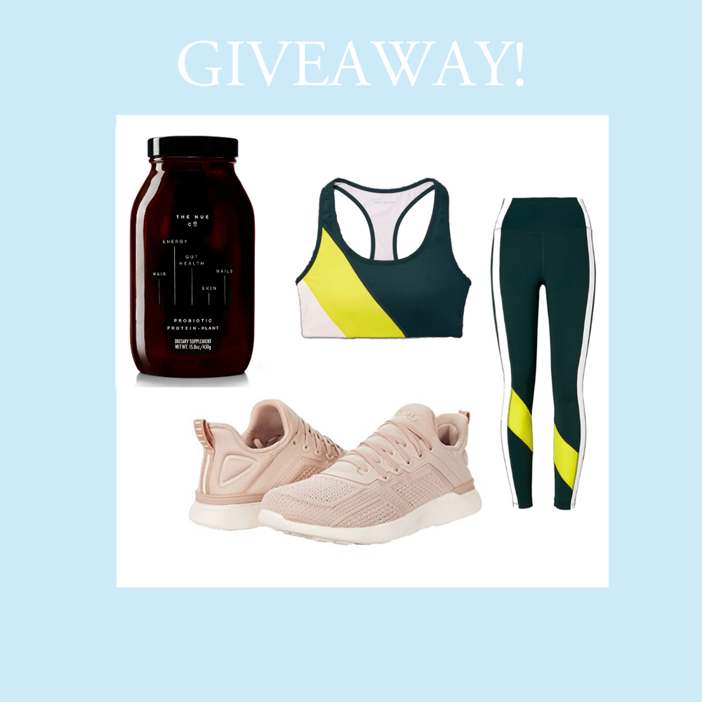 Quickie Program Giveaway with Tory Sport, APL and The Nue Company