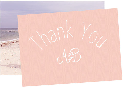 Simply Sweet - Thank You Card - Digital Printable