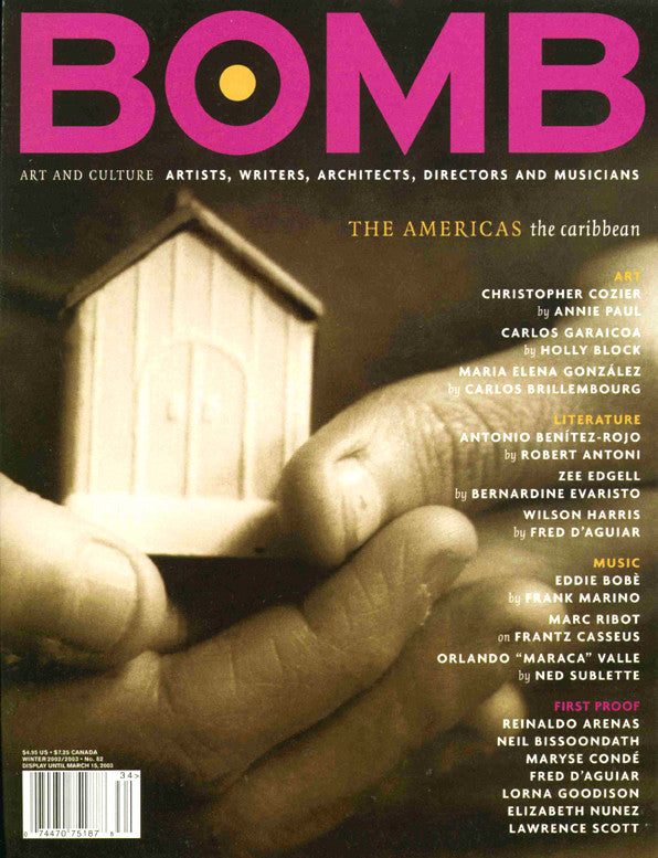 BOMB 82 / The Americas Issue: THE CARRIBEAN