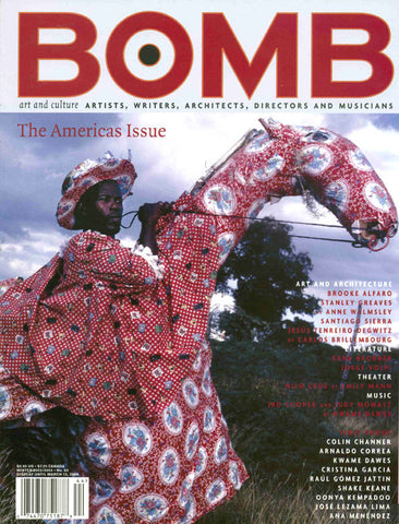BOMB 86 / Americas Issue: THE CARRIBEAN