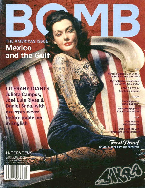 BOMB 94 / Americans Issue: MEXICO AND THE GULF