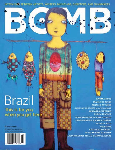 BOMB 102 / Americas Issue: BRAZIL