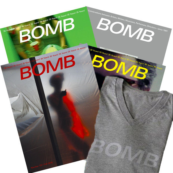 BOMB Subscription and Tee