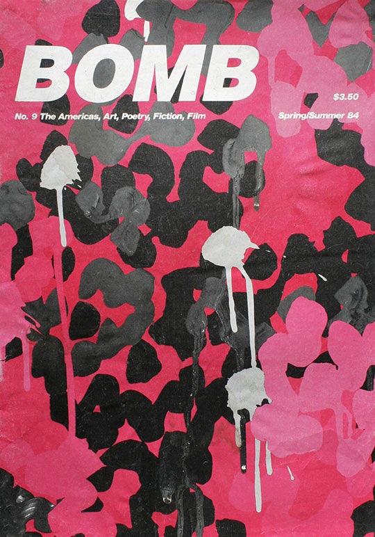 BOMB 9 / Spring 1984 (PDF only)