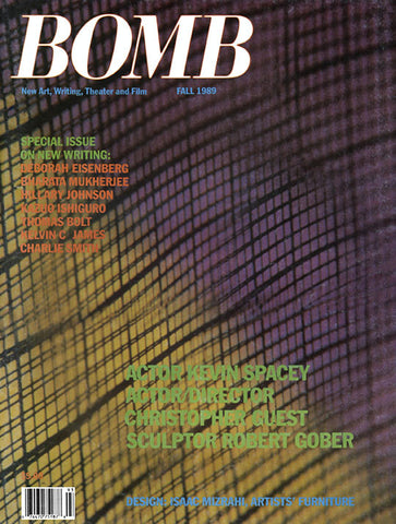 BOMB 29 / Fall 1989 (PDF only)