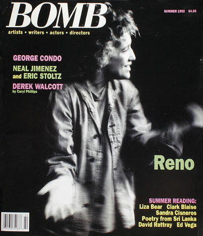 BOMB 40 / Summer 1992 (PDF only)