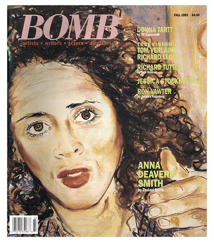 BOMB 41 / Fall 1992 (PDF only)