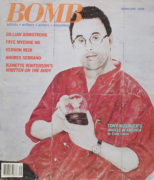 BOMB 43 / Spring 1993 (PDF only)