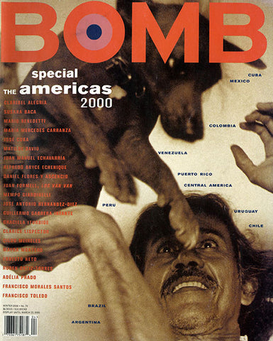 BOMB 70 / The Premiere Americas Issue