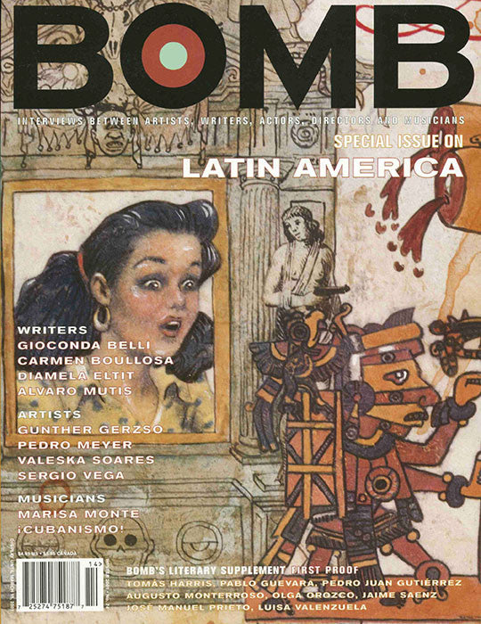 BOMB 74 / The Americas Issue
