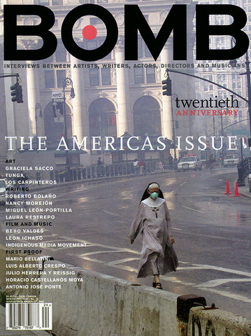 BOMB 78 / The Americas Issue!