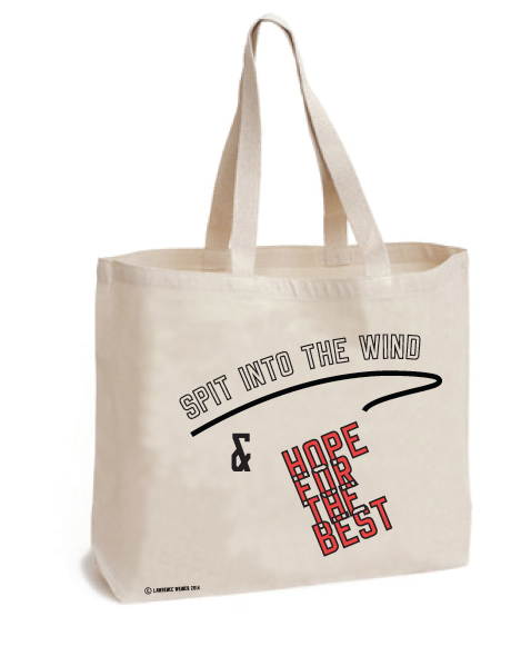 Lawrence Weiner Tote