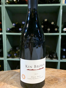 Ken Brown Pinot Noir