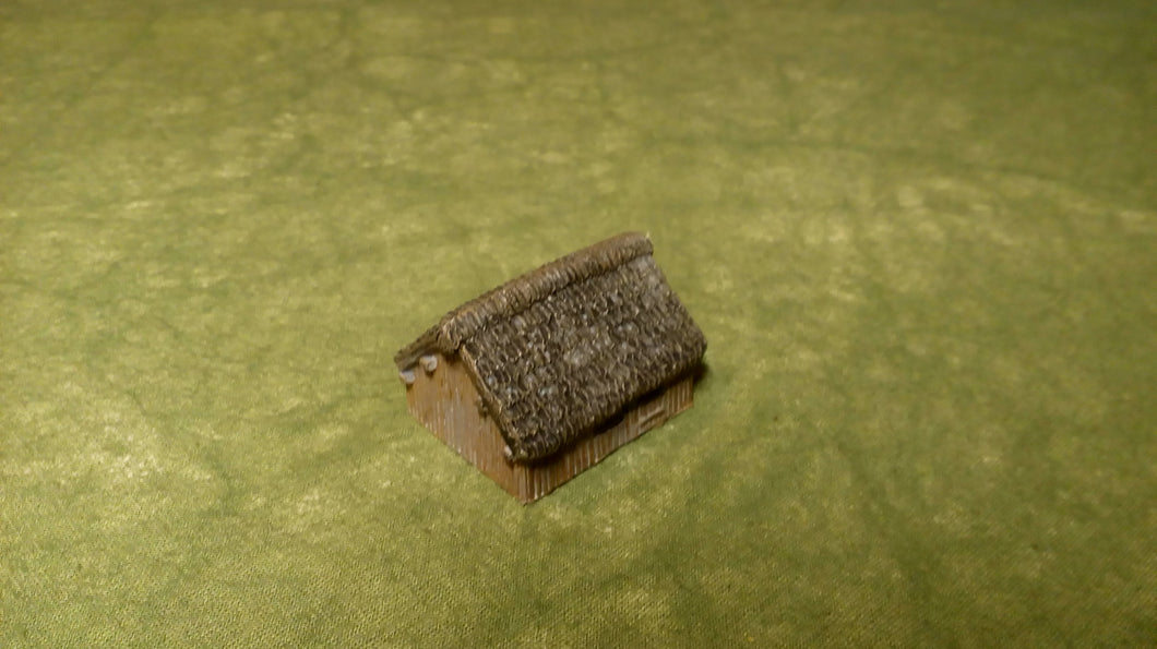 AS Noble's House Thatched