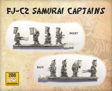 Load image into Gallery viewer, FJ-C2 Samurai Captains Pack