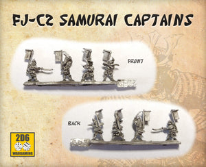 FJ-C2 Samurai Captains Pack