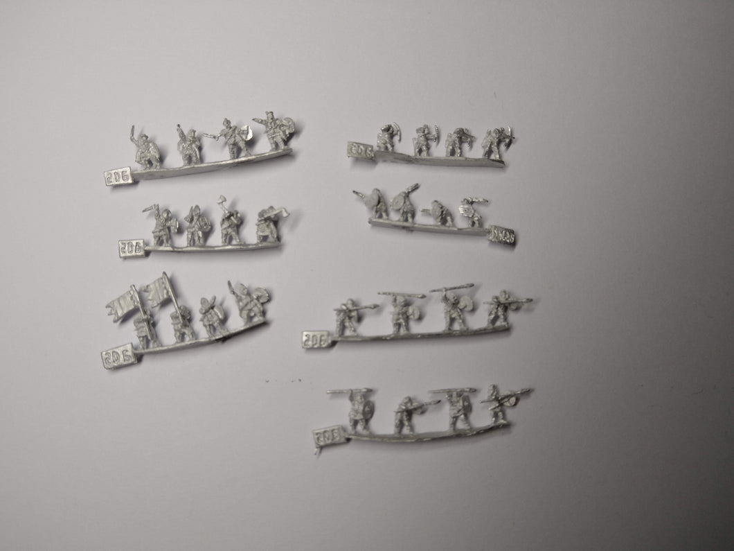 DA Anglo-Saxon Army Pack PRE-ORDER! Expected June 2020