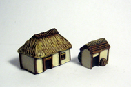 FJ08 Small Village House Set
