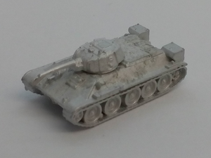 "Sov T34/76e Model 1941 ""Ekranami"" w/tanks"