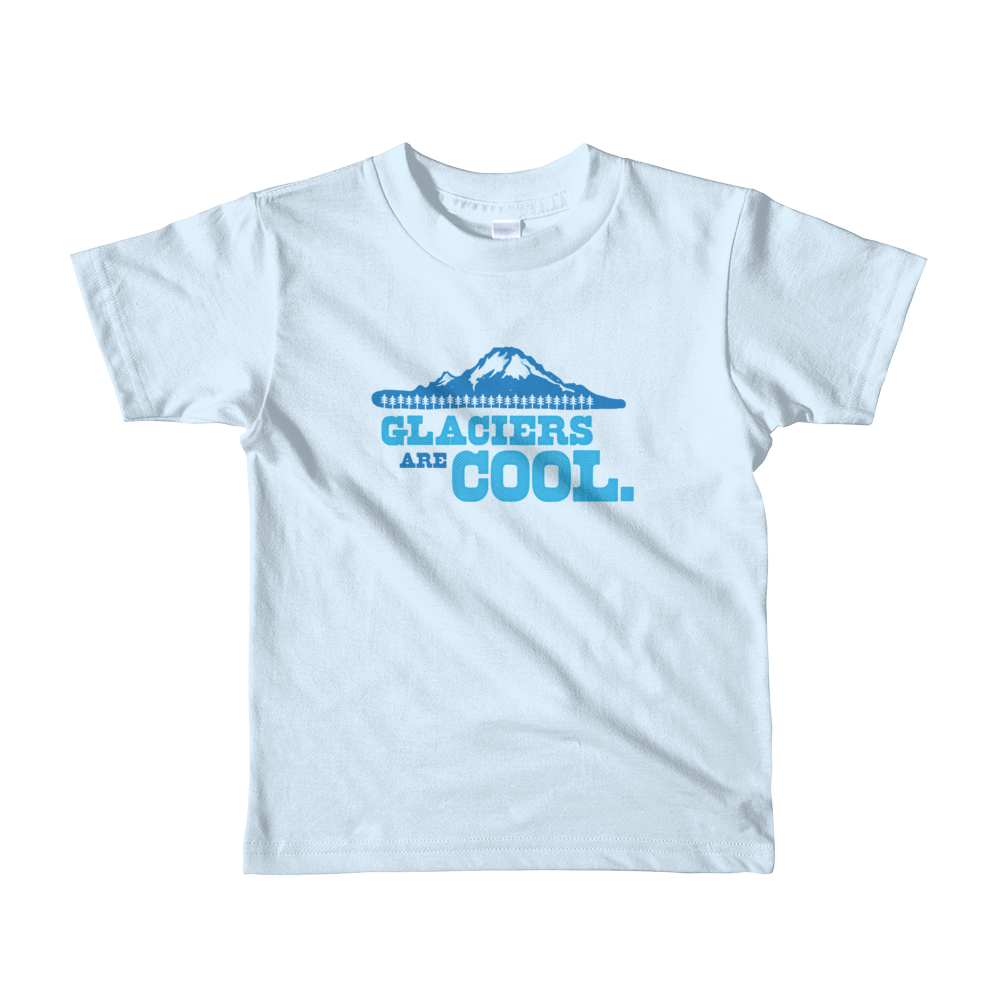 Glaciers are Cool Kids Tee