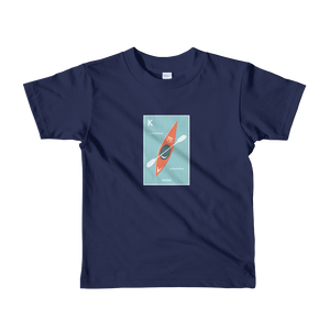 K is for Kayak Kids Tee