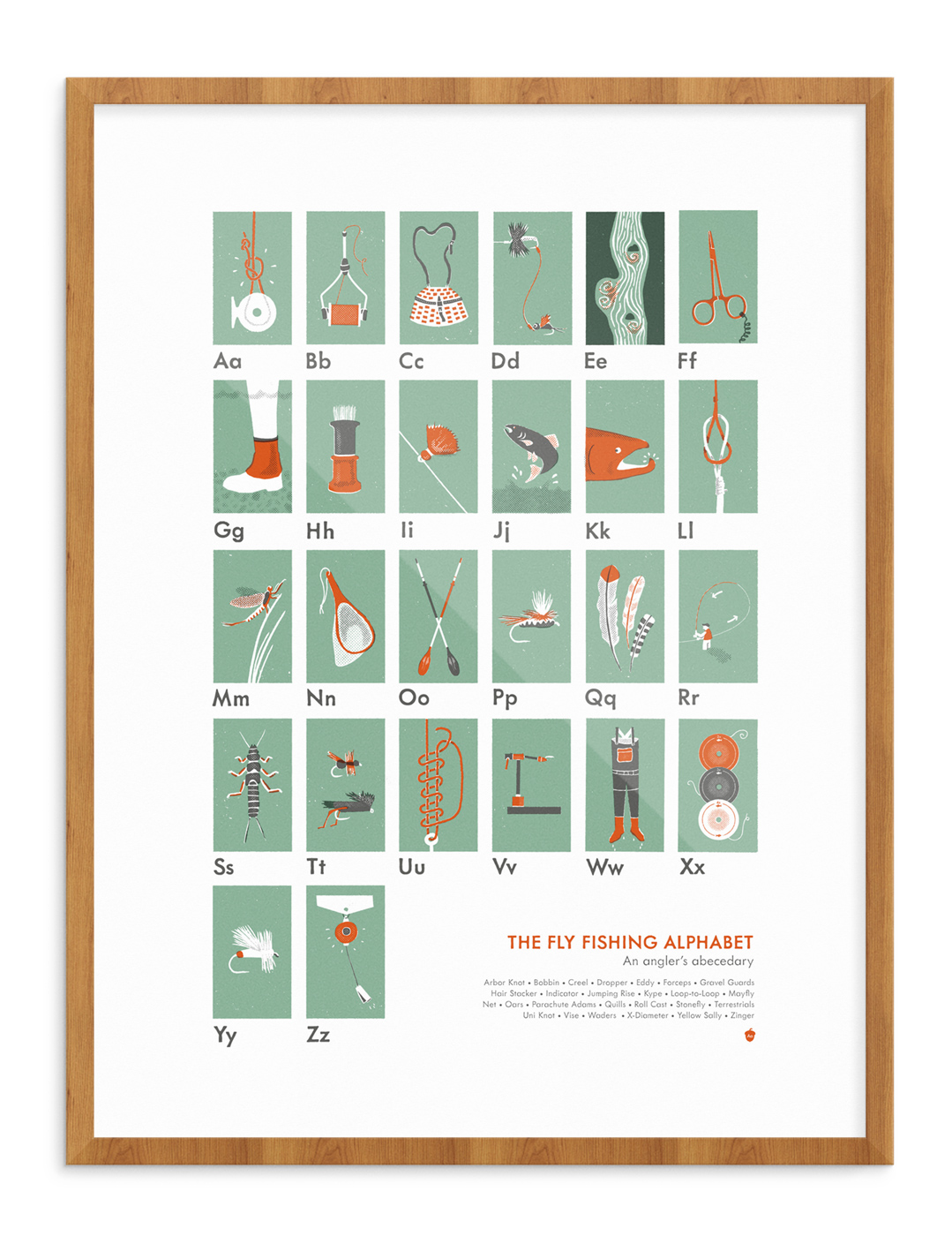 The Alpinist's Alphabet