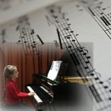 Piano Learning Software intermediate songs