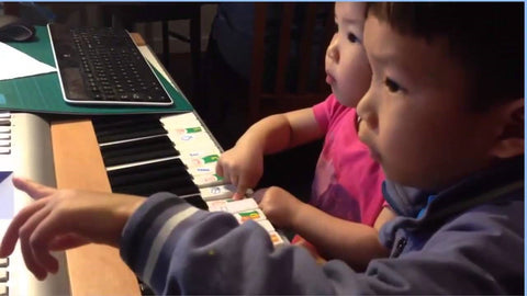 how to improve child attention span with music
