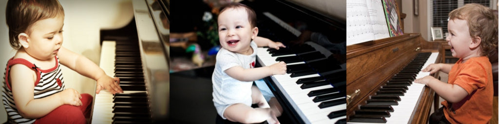 is it possible to teach a toddler to play piano