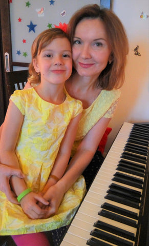 A Music/Piano Course for Homeschooling Parents of Young Beginners