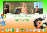 ENG Windows/Mac 36 months Package