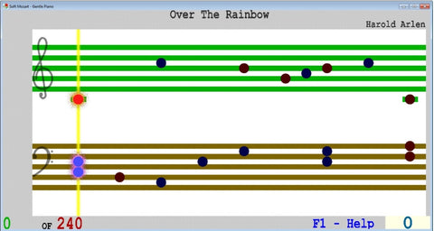 Over the Rainbow, Harold Arlen