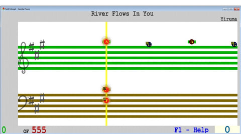 River Flows In You, Yiruma