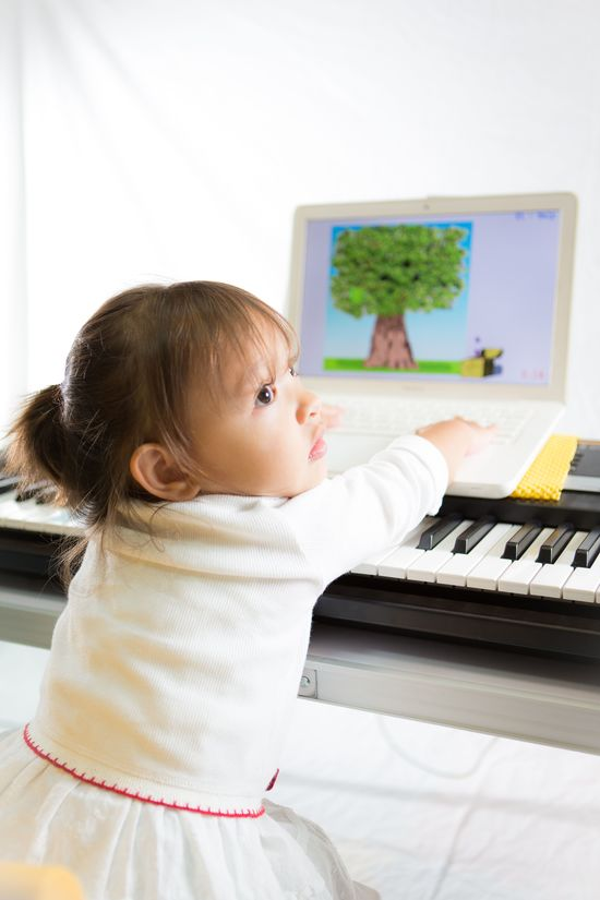 Hiner Method: Music/Piano Course for Pre-K students, parents and care givers