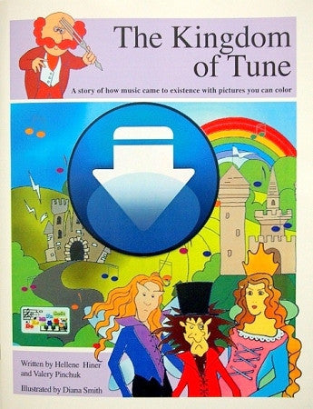 The Kingdom of Tune Book- Downloadable