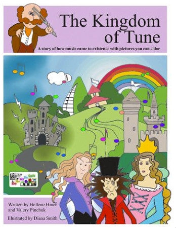 The Kingdom of Tune Book