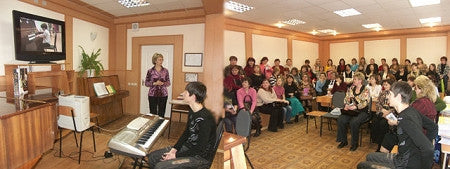 Interactive piano teaching programs courses
