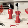 Alessandro M Special edition Corkscrew for (RED)