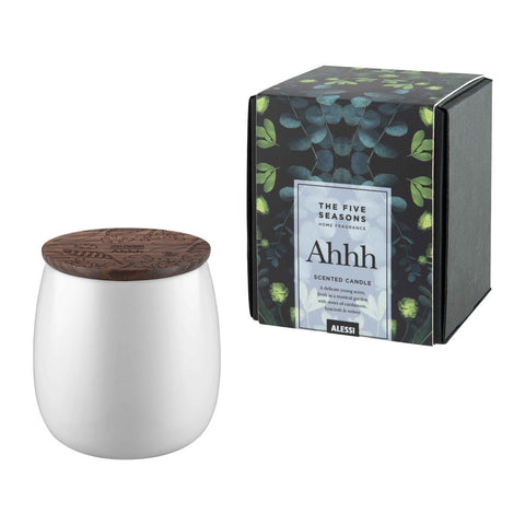 ALESSI Ahh The Five Seasons Candle